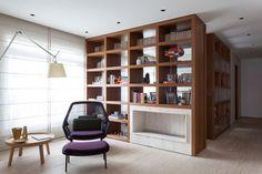 10 estantes que brilham na decoração