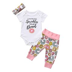 QUZtww Colorful Pineapple with Hummingbirds Cotton Newborn Baby Bodysuit Short Sleeve Romper Jumpsuits Outfits