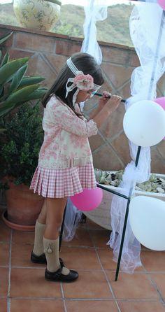 Vestido, colección Marie. Otoño/invierno 2015/16. Más info en www.neyma.es #fashionchildren #fashion #children #neymasmodainfantil #madeinaspain #malaga #design #mariecollection #kids
