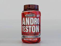 El mejor pro hormonal de Argentina: Androteston, eleva los niveles de testosterona. Contiene Tribulus. Lo puedes comprar en www.demusculos.com