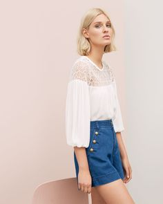Simple summer style. Shop 2016 arrivals at http://www.countryroad.com.au/shop/woman