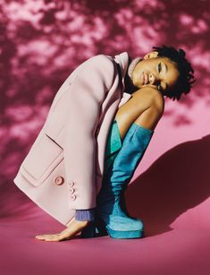 Willow Smith by Tyrone Lebon for i-D Magazine Pre Fall 2015 7
