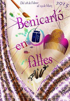 Gaudeix Benicarló en Falles!!! #Falles2015 #Benicarló #GaudeixBenicarló