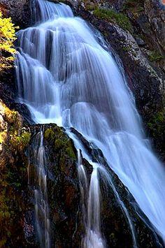 Reconnect with nature.  Photo of Cascade du Boréon by Jean-Bernard Augier - France