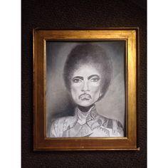 """"""" Prince the Legend""""  25x31cm   crayon-pastels   04-2016   contact me for price Demandez moi le prix en privé! #prince #loveprince #memory #guitar #music #musique #expressioniste #popsurealism #realism #caricature #draw #drawing #drawprince #pastel #crayon #gold #hommage #dessin #art #artist #portrait #singer #legend #adieu #rip  #frenshartist"""