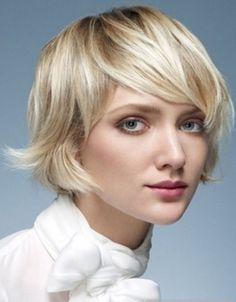 Careless bob hairstyle :: one1lady.com :: #hair #hairs #hairstyle #hairstyles