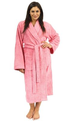 e875ee43fa TowelSelections Turkish Terry Bathrobe – Turkish Cotton