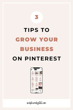 Did you know that you can use Pinterest for business? Chances are if you've found this pin then you can see I am using Pinterest SEO Strategies to grow my business and I want to share with you 3 tips to do the same for yours. Pinterest marketing is one of my favourite ways to grow business and boost website traffic. From Tailwind for Pinterest to Pinterest SEO, click here to learn more on my fave tips! Small Business Marketing, Business Tips, Online Business, Pinterest For Business, E Commerce, Business Website, Growing Your Business, Pinterest Marketing, Seo Strategy