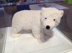 polar bear lego