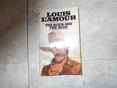 Louis lamour bendigo shafter 325 pages free pinterest the quick and the deadlouis lmour publicscrutiny Image collections
