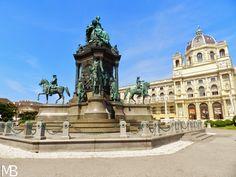 Maria Theresien Platz - Wien
