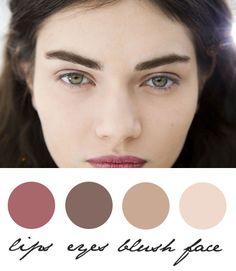 Ethereal Makeup Look