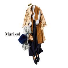 納会でも動きやすく、きちんと見えるロングジレコーデで仕事納め!【2017/12/28コーデ】Marisol ONLINE|女っぷり上々!40代をもっとキレイに。