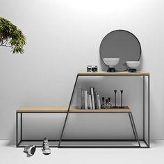 """743 """"Μου αρέσει!"""", 1 σχόλια - Product (@p.roduct) στο Instagram: """"Horizon Console & Bench by Pavel Vetrov. via: @product.only #p_roduct #product #productdesign…"""""""