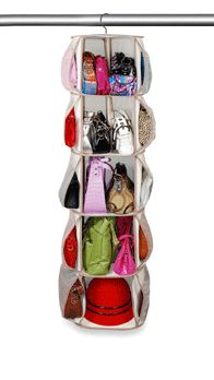 Handbag Storage Solutions | Storage Geek.....i need this more than anything else