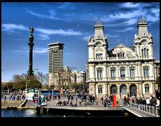 Barcelona by Ginés S., via Flickr