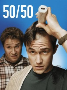 """Joseph Gordon-Levitt and Seth Rogen team up to beat the odds in a film that Rolling Stone calls """"achingly hilarious and heartfelt."""" Diagnosed with spinal cancer, 27 year old Adam (Joseph Gordon-Levitt) navigates the road to recovery with the sometimes overbearing support of his crude best friend (Rogen), his smothering ... mother (Angelica Huston) and an inexperienced therapist (Anna Kendrick). Inspired by a true story of writer Will Reiser, 50/50 is an honest yet hysterically funny account…"""