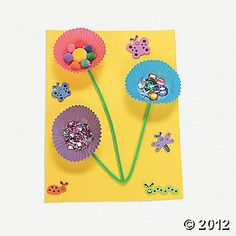 Mothers day crafts on pinterest mothers day cards for Crafts to make for nursing homes