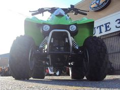 New 2013 Kawasaki KFX 90 ATVs For Sale in Massachusetts. 2013 KAWASAKI KFX 90, The KFX90 ATV is well-suited to young riders aged 12 and over, its fully automatic transmission, full suspension and great looks provide a welcoming platform for riders to hone their skills.At A Glance...• User-friendly power for riders with limited experience• Convenient push-button electric starting with a kick-start backup• Keyed ignition switch prevents ATV operation without the proper key• Throttle-limiting…