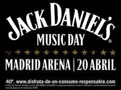 ¿Quieres ir mañana a la fiesta de presentación del Jack Daniel's Music Day? Regalamos entradas