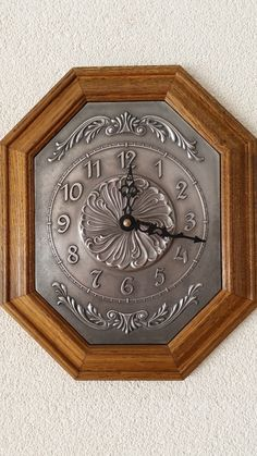 Vintage FRIELING ZINN Electrical wallclock