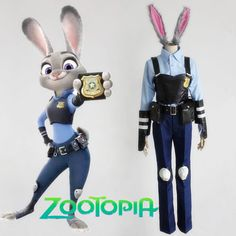 Find More Clothing Information about Judy Hopps cosplay costumes American animation  Zootopia clothing(clothing+bunny ears+wigs),High Quality wig fringe,China wig carnival Suppliers, Cheap clothing lable from anime costumes supermarket on Aliexpress.com