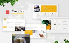 Business Powerpoint Templates, Creative Powerpoint, Creative Presentation Ideas, Creative Business