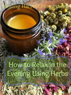 Herbal Remedies Herbs are probably the single most effective and healthy way to relax in the evening! Help your body deal with stress, anxiety, and just calm down before bedtime! You won't want to miss these safe, natural, herbal remedies! Herbal Tinctures, Herbal Extracts, Herbalism, Herbal Tea, Natural Health Remedies, Herbal Remedies, Salve Recipes, Tea Recipes, Perfume