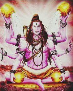 Shiva Art, Shiva Shakti, Hindu Art, Hindu Deities, Hinduism, Hanuman, Durga, Religion, Lord Shiva Family