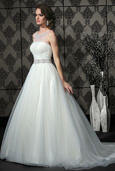 Ball Gown Wedding Dress Photos | Brides.com