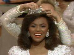 Debbye Turner (Bell), the third African American woman to win the Miss America crown - See more at: http://www.blackpast.org/aah/bell-debbye-turner-1965#sthash.PN3zXihB.dpuf