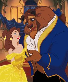 This IRL<em>Beauty and the Beast</em> Proposal Is Giving Us SoMany Feels
