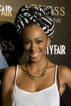 #HairCrush: o cabelo de Solange Knowless