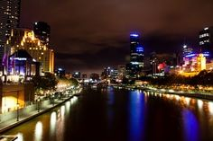 Melbourne. Let's face the fact that we are not too mainstream to go get eaten by a shark over a Sidney beach, or too indie to even know where Canberra is.