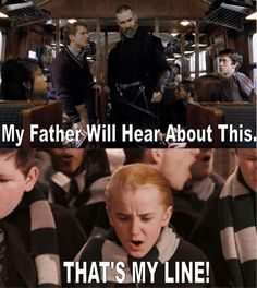 He is the pure-blood wizard and the only son of Lucius and Narcissa Malfoy. Check out the funniest Draco Malfoy memes that will make you laugh. Harry Potter House Quiz, Harry Potter Wizard, Harry Potter Draco Malfoy, Harry Potter Jokes, Harry Potter Pictures, Harry Potter Fandom, Severus Snape, Hermione Granger, Draco Malfoy Memes