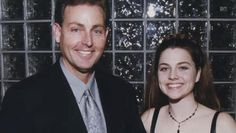 Amy Lee with Father #father #amy #young