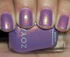 Zoya in color 'zara'