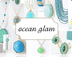 Ocean Glam--Live Auctions Every Monday