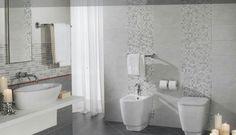 Idea arredo e piastrelle bagno