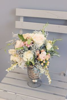 Spring wedding flowers...