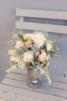 Spring wedding flowers...