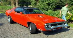 1971 Plymouth Road Runner – The 25th Fastest American Muscle Car of The 60s and 70s