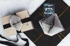be8d4d50158 Fold 3D julepynt af gamle bøger - Sustain Daily - inspiration til en  bæredygtig livsstil