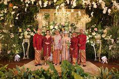Pernikahan Adat Sunda dengan Nuansa Garden   The Wedding   The Bride Dept