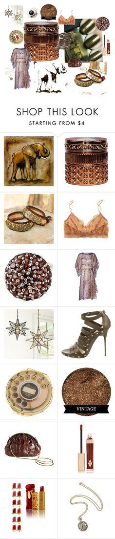 """Asianoic Vintage fragmental"" by jazzktiwana ❤ liked on Polyvore featuring NARS Cosmetics, Capri Blue, NOVICA, Eberjey, Ballard Designs, Jimmy Choo, Kate Spade, Charlotte Tilbury, vintage and women's clothing"