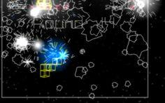 PewPew, videojuego elegido por los alumnos para investigar mecánicas de juego #gamemech #university #videogames #android