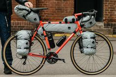 The two-man team behind Fern Cycles really impressed me. Florian Haeussler and…