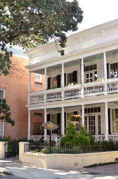 Charleston, SC restaurants are the best anywhere!!!