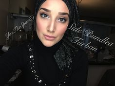 Hijab Tutorial #32 (Side Bundled Turban)