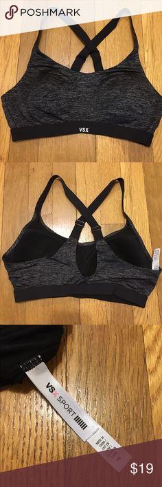 VSX sport sports bra VSX sport sports bra. Lightly padded. Adjustable straps. Stretchy. Victoria's Secret Intimates & Sleepwear Bras